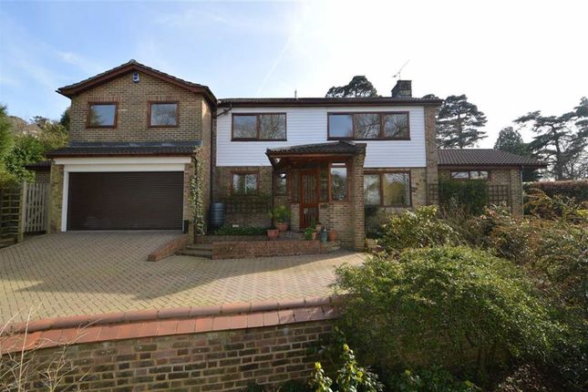 Thumbnail Detached house for sale in Glenmore Road, Crowborough