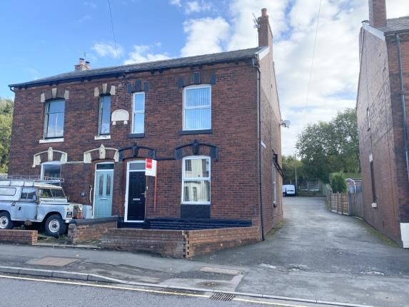 4 bed semi-detached house for sale in Cheetham Hill Road, Dukinfield, Greater Manchester SK16