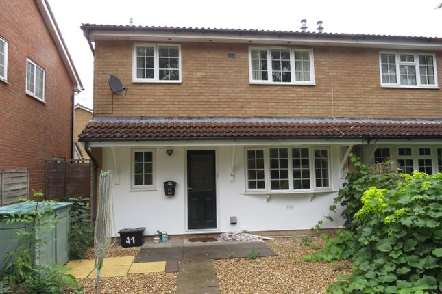 Thumbnail Property to rent in James Close, Pewsham, Chippenham