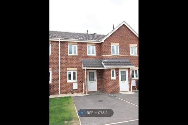 Thumbnail Terraced house to rent in College Way, Nottingham