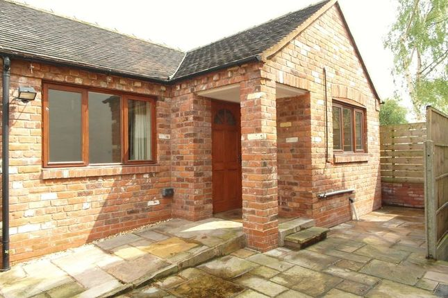 Thumbnail Detached bungalow for sale in Westfield Terrace, Upper Bar, Newport