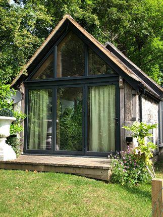 Thumbnail Detached house to rent in Oaklea, Titchfield Lane, Wickham