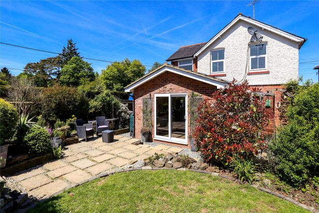 Thumbnail Detached house for sale in Headley Road, Liphook, Hampshire