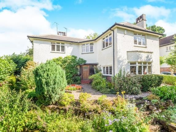 Thumbnail Detached house for sale in Mapperley Hall Drive, Nottingham, Nottinghamshire