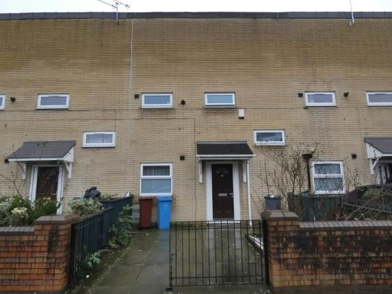 Thumbnail Terraced house for sale in Sedgeborough Road, Manchester, Greater Manchester