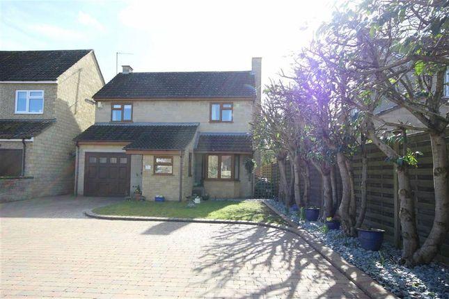 Thumbnail Detached house for sale in Chestnut Road, Sutton Benger, Chippenham