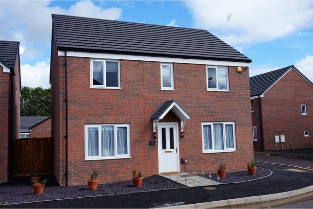 Thumbnail Detached house for sale in Inkerman Drive, Newport