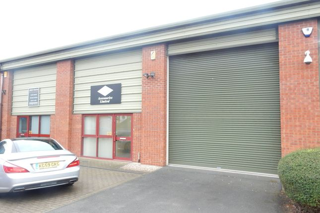 Thumbnail Office for sale in Enterprise Way, Vale Park, Evesham