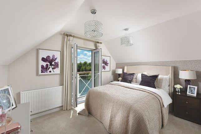Thumbnail Semi-detached house for sale in Manley Boulevard, Holborough Lakes, Snodland, Kent