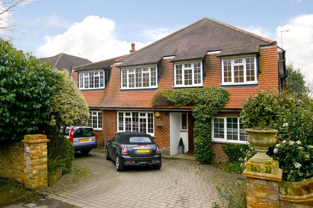Thumbnail Detached house to rent in Barham Road, London