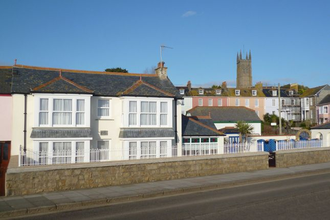 Thumbnail End terrace house for sale in South Terrace, Penzance