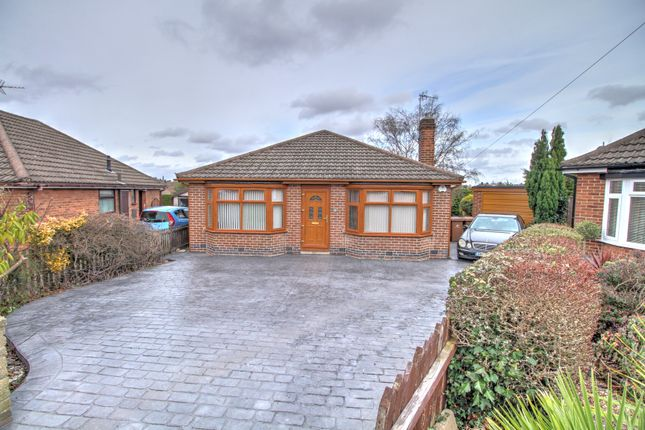 Thumbnail Bungalow for sale in Richmond Avenue, Littleover, Derby