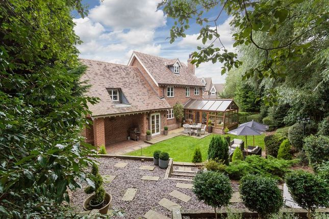 Thumbnail Detached house for sale in The Coppice, Mallard Close, Crewe