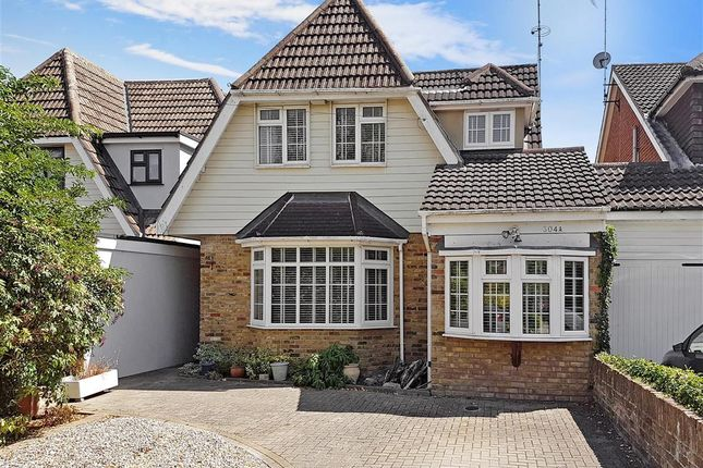 Thumbnail Detached house for sale in Perry Street, Billericay, Essex