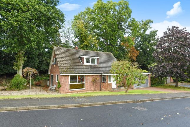 Thumbnail Detached house for sale in Wash Common, Newbury