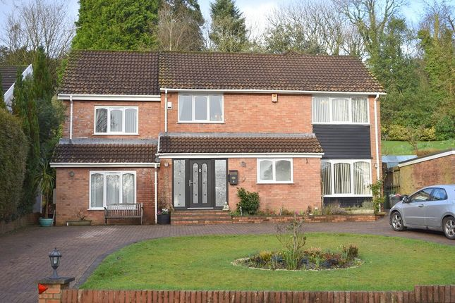 Detached house for sale in The Beeches Close, Sketty, Swansea