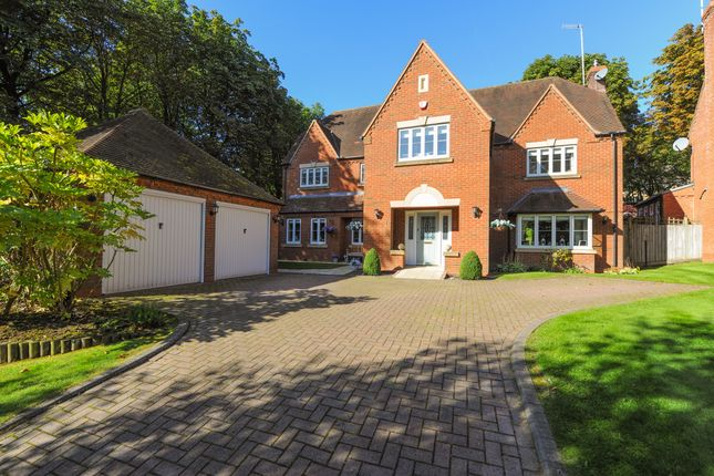 Thumbnail Detached house for sale in Whirlow Green, Sheffield