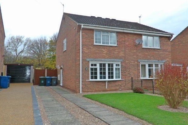 Thumbnail Property to rent in Milburn Grove, Bingham, Nottingham