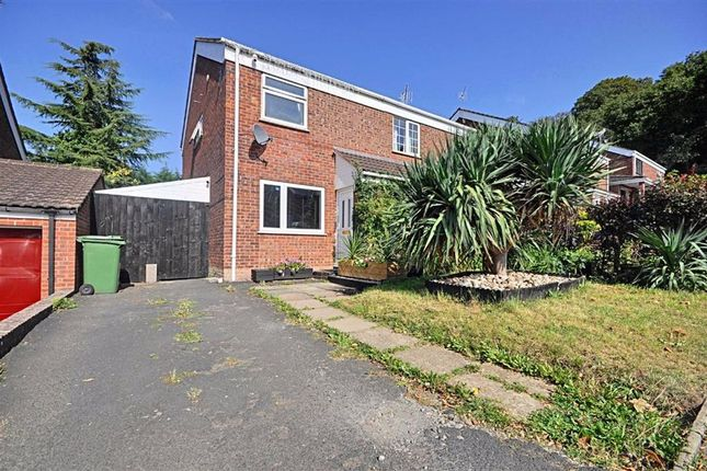 Thumbnail Semi-detached house for sale in Tyne Close, Worcester