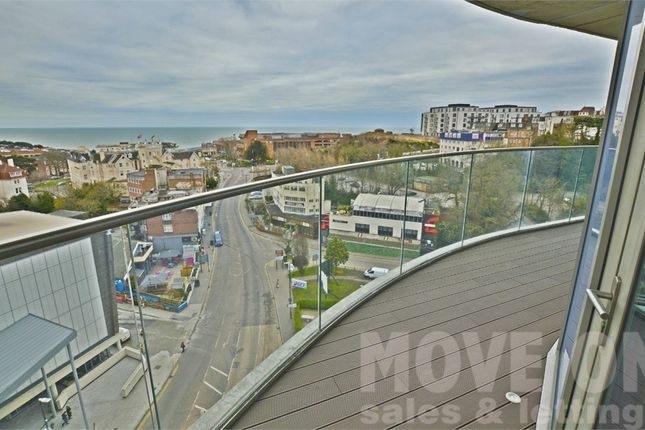 Thumbnail Flat to rent in Terrace Road, Bournemouth, Dorset