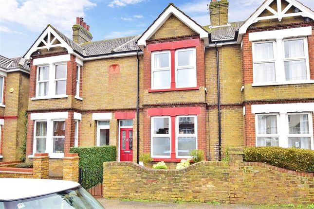 2 bed terraced house for sale in Canterbury Road, Sittingbourne, Kent ME10