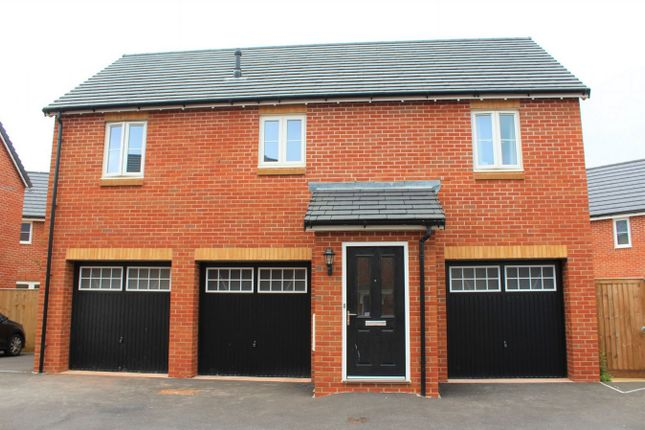 Thumbnail Flat to rent in Thomas Fox Road, Wellington, Somerset