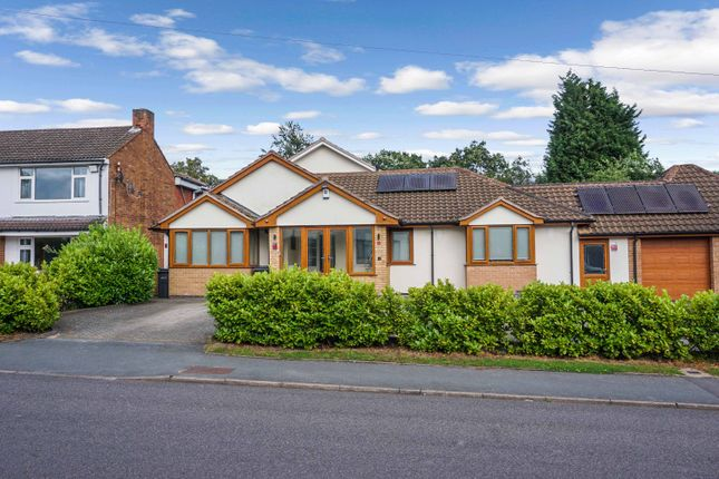 Thumbnail Bungalow for sale in Blackwell Road, Wylde Green, Sutton Coldfield