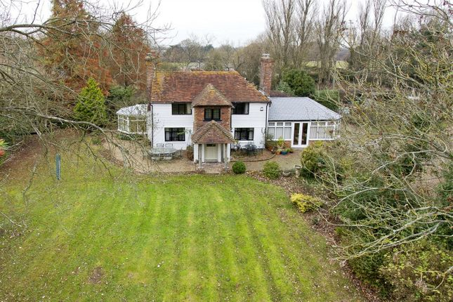 Thumbnail Detached house for sale in Golden Fleece Farm, Tenterden Road, Biddenden, Kent