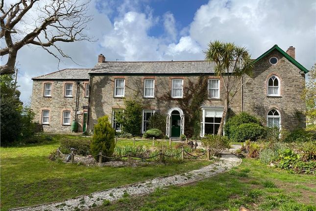 Thumbnail Land to let in Resi Conversion Opportunity, Trevanion House Hotel, Cornwall