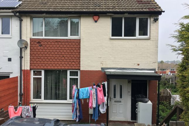 Thumbnail Terraced house to rent in Manor Farm Road, Leeds
