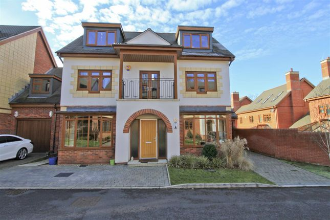 Thumbnail Detached house for sale in Blagrove Crescent, Ruislip