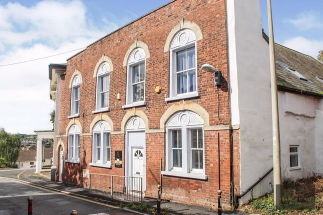 Thumbnail Semi-detached house to rent in Bartholomew Street West, Exeter