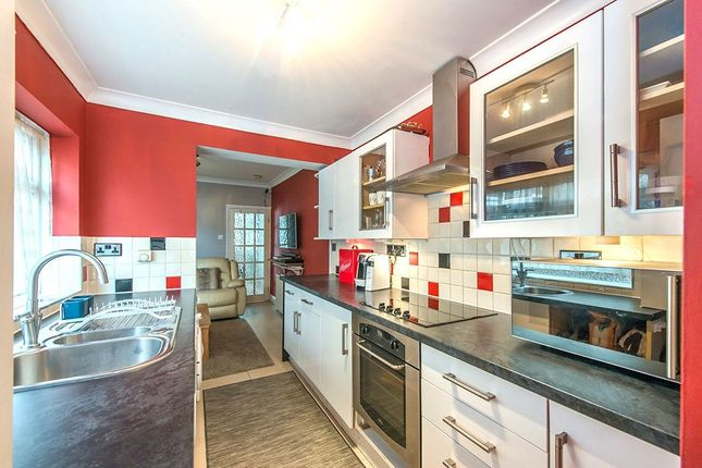 Thumbnail Terraced house to rent in Green Street Green Road, Lane End, Dartford