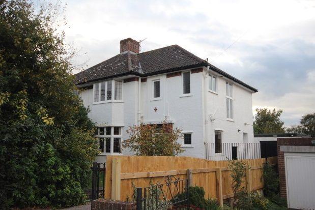 Thumbnail Property to rent in Druid Stoke Avenue, Stoke Bishop, Bristol