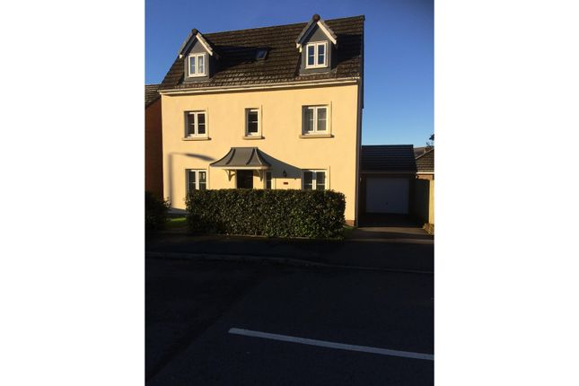 Thumbnail Detached house for sale in Heol Y Deri, Aberdare