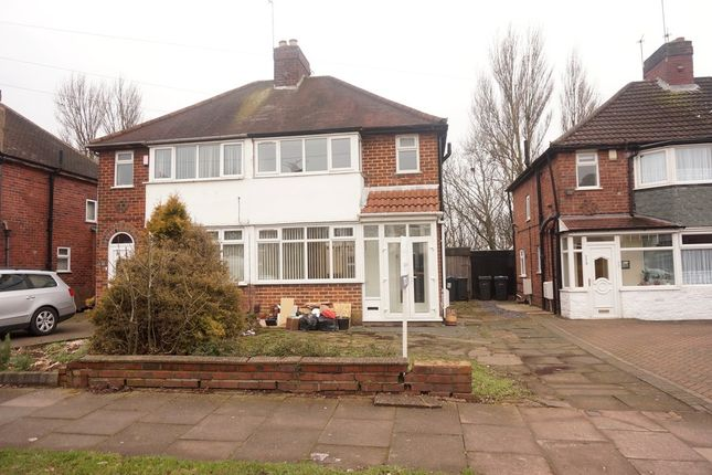 Thumbnail Semi-detached house to rent in Dyas Avenue, Great Barr, Birmingham
