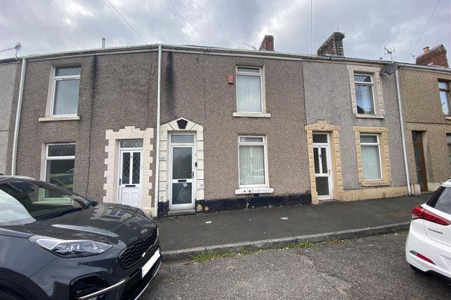 2 bed terraced house for sale in Washington Street, Landore, Swansea SA1