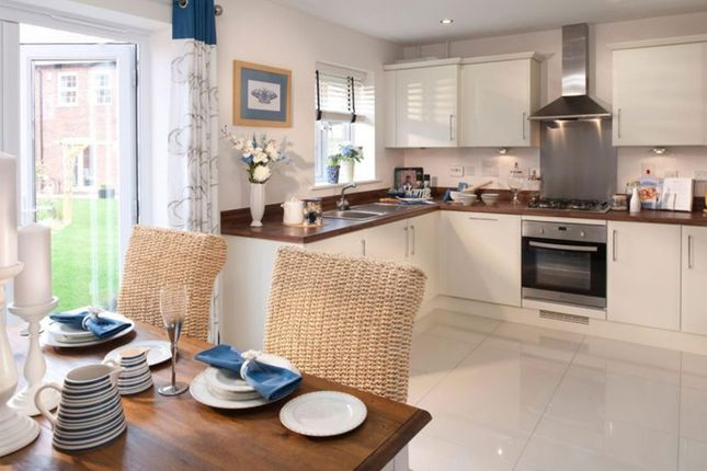 "Thumbnail End terrace house for sale in ""Archford"" at Green Lane, Barnard Castle, Barnard Castle"