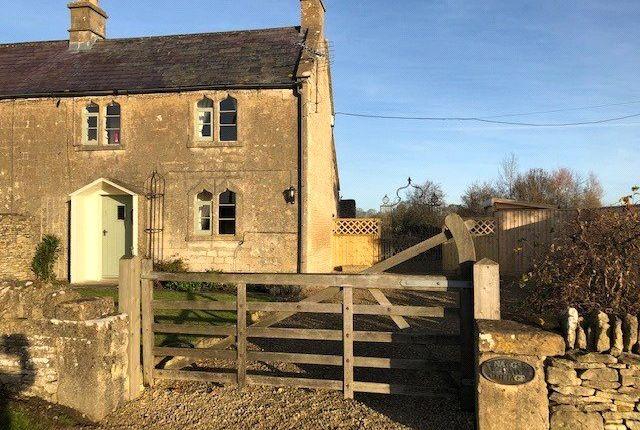 Thumbnail Semi-detached house to rent in Norley Lane, Tormarton, Badminton