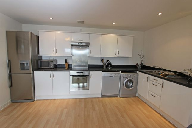 Thumbnail Flat to rent in Armstrong House, Lunar Rise, Exeter Street