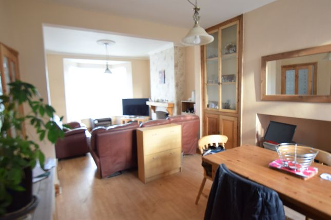 3 bed terraced house for sale in Nydfa Road, Pengam, Blackwood NP12
