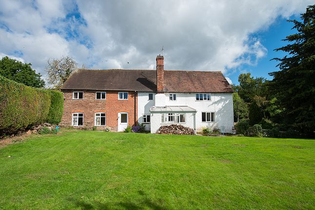 Farmhouse for sale in Lockhill, Upper Sapey, Worcester