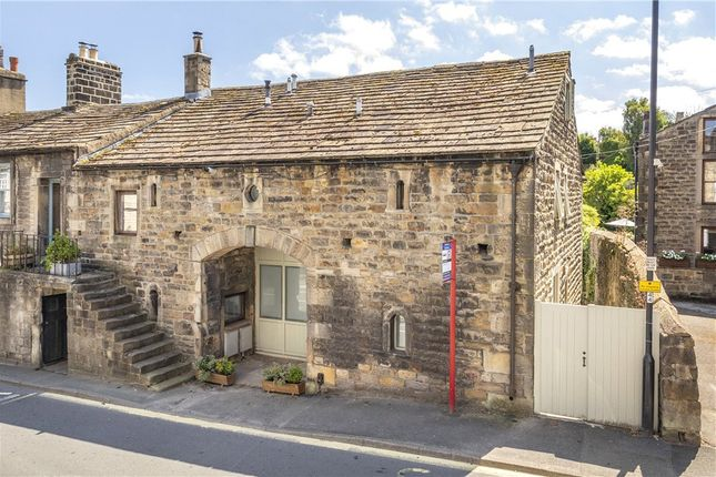 End terrace house for sale in Main Street, Addingham, Ilkley, West Yorkshire