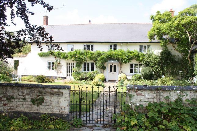 Thumbnail Farmhouse for sale in Fluxton, Ottery St. Mary