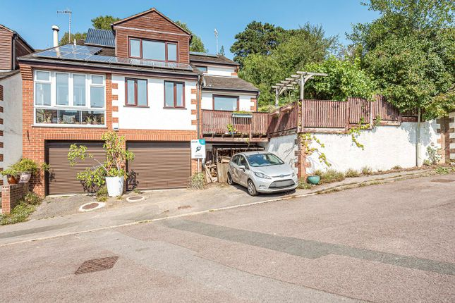 Thumbnail Detached house for sale in Castle Rise, Stroud