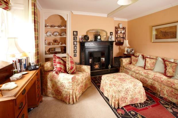 Sitting Room of Banbury Road, Moreton Pinkney, Daventry NN11