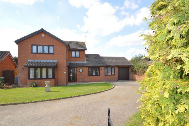 Thumbnail Detached house for sale in Wertheim Way, Stukeley Meadows, Huntingdon, Cambridgeshire