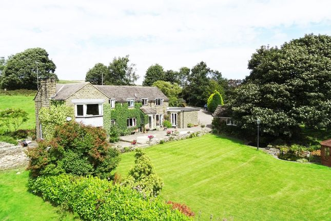 Thumbnail Property for sale in Hardwick Lane, Ashover, Derbyshire