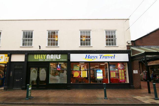 Thumbnail Flat to rent in Bampton Street, Tiverton