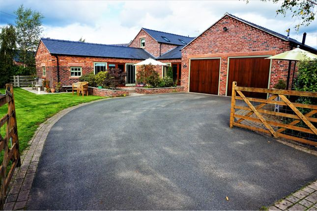 Thumbnail Detached house to rent in Cowbrook Lane, Gawsworth
